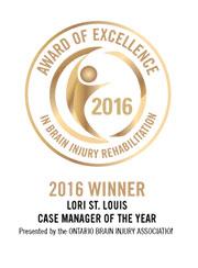 2016 Case Manager of the year
