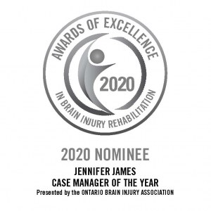 2020 Case manager of the year nominee