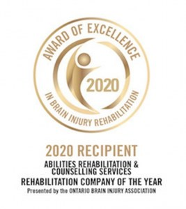 Award of Excellent Rehabilitation company of the year